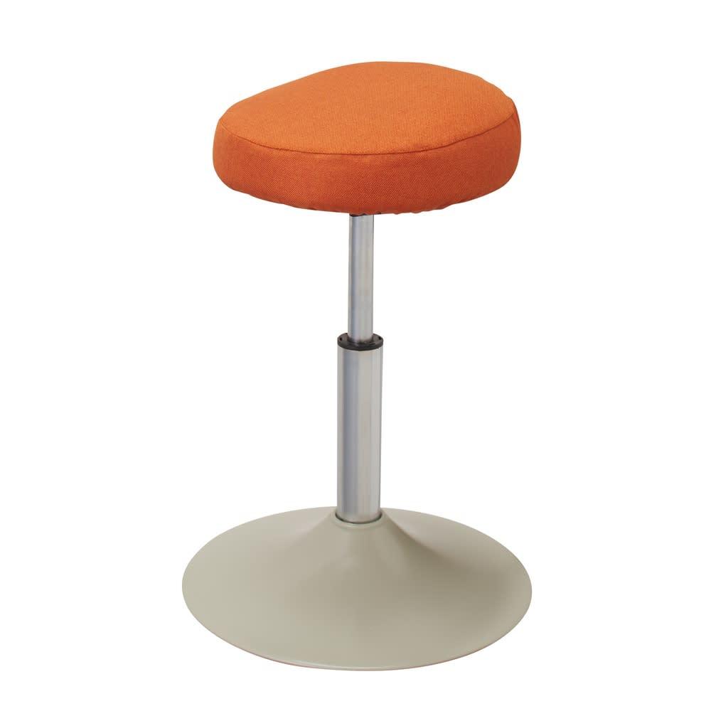MIZUNO/ミズノ スクワットスリール・スクワットスリールα用座面カバー (イ)オレンジ…鮮やかでフレッシュな色合い。お部屋のワンポイントにも。