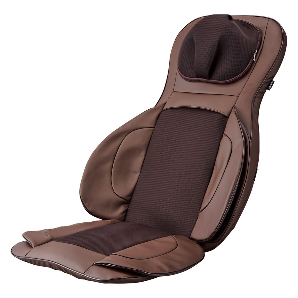 3Dメディカルシート ペルソナ これ一台で首肩~膝上まで5か所の同時マッサージが可能!