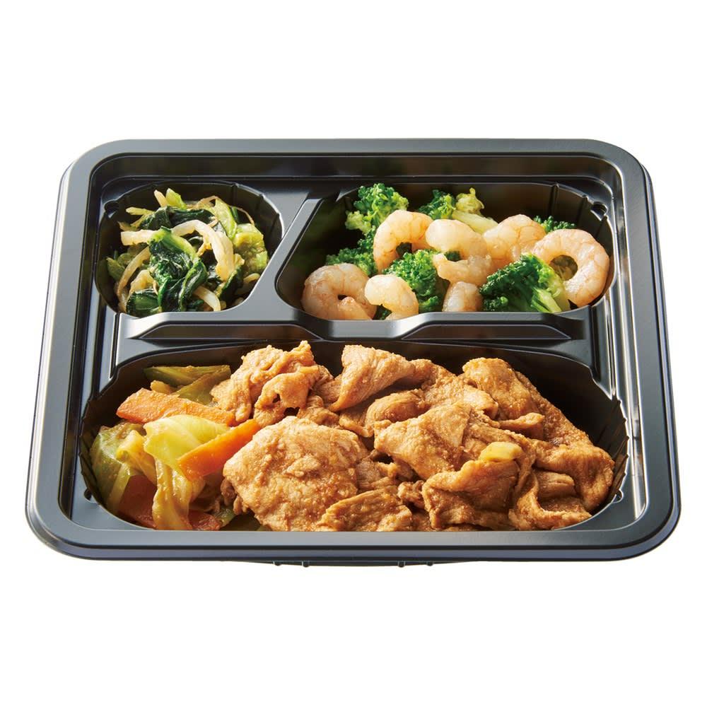 ライザップ低糖質 おかず14食セット 【お得な定期便】 【回鍋肉】回鍋肉/ナムル/えびとブロッコリーの中華和え