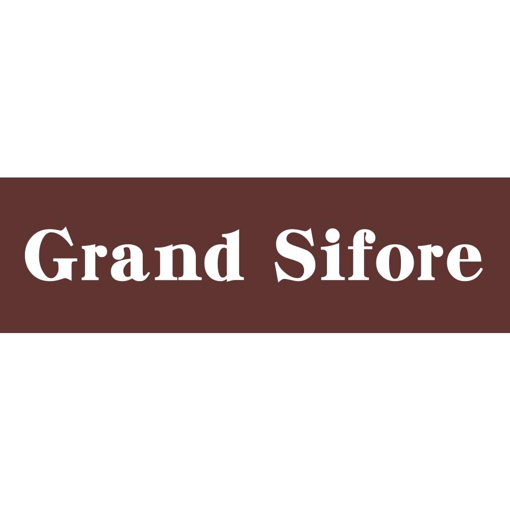 Grand Sifore/グランシフォレ 水牛 幅広バングル
