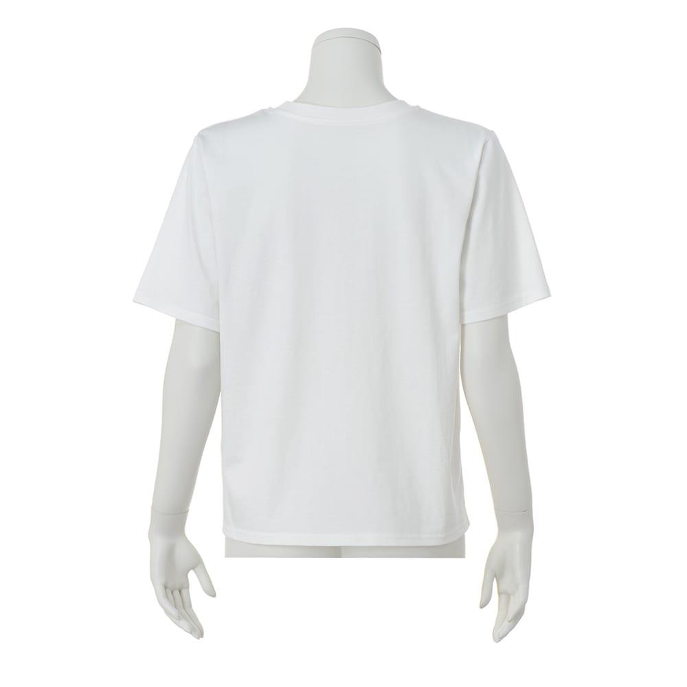 ランドスケープ刺しゅう Tシャツ