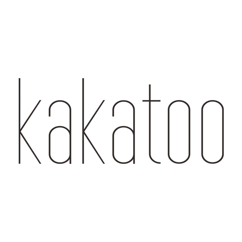 kakatoo/カカトゥ ラフィア スクエア トートバッグ コーディネート例
