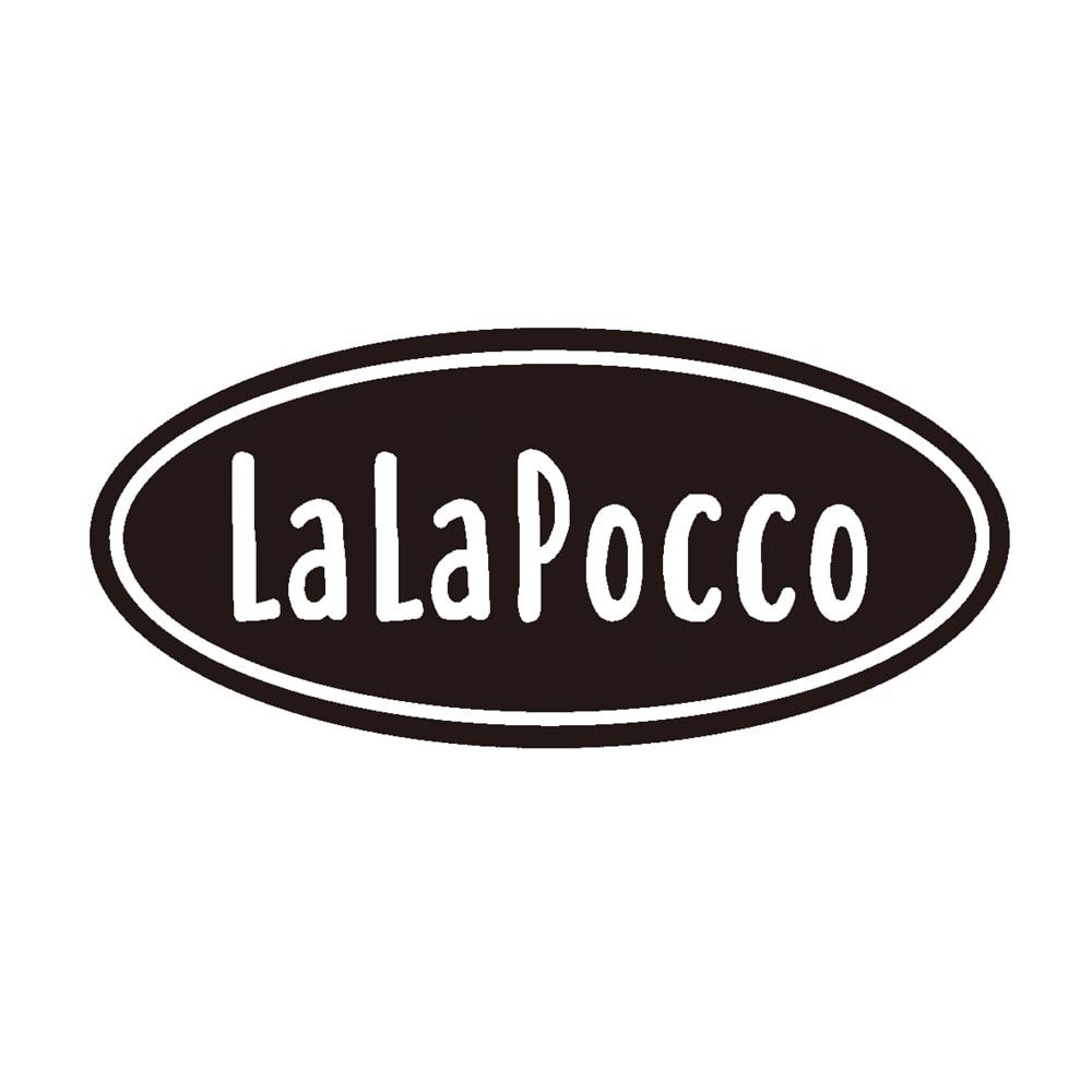 LaLaPocco カジュアルレインブーツ