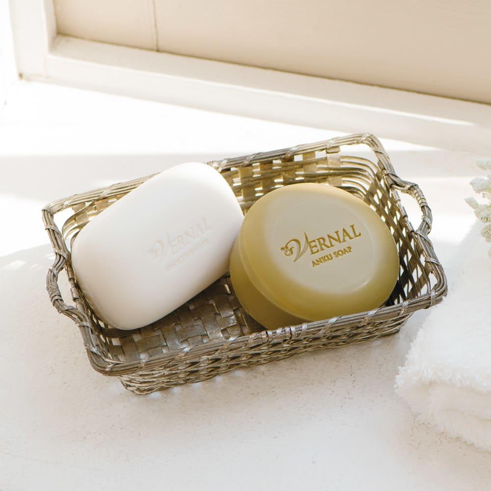 ヴァーナル洗顔石鹸 薬用アンクソープ 薬用センシティブザイフセット (各110g) C56313