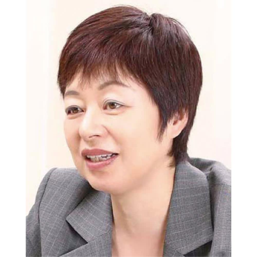 土井さんのボディサポートキャミソール 快適美容ランジェリー研究家 土井千鶴先生