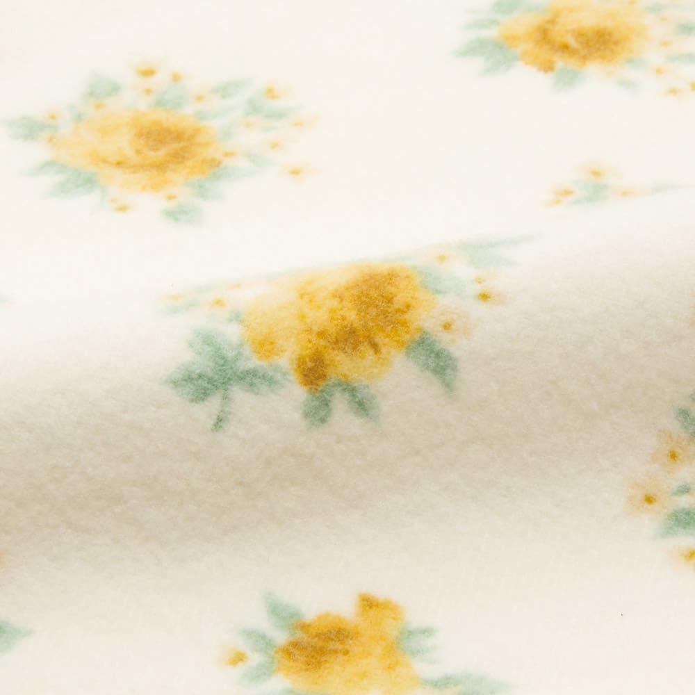 綿毛布シャツパジャマ(日本製) ほどよいハリ感で毛布のように暖かい。