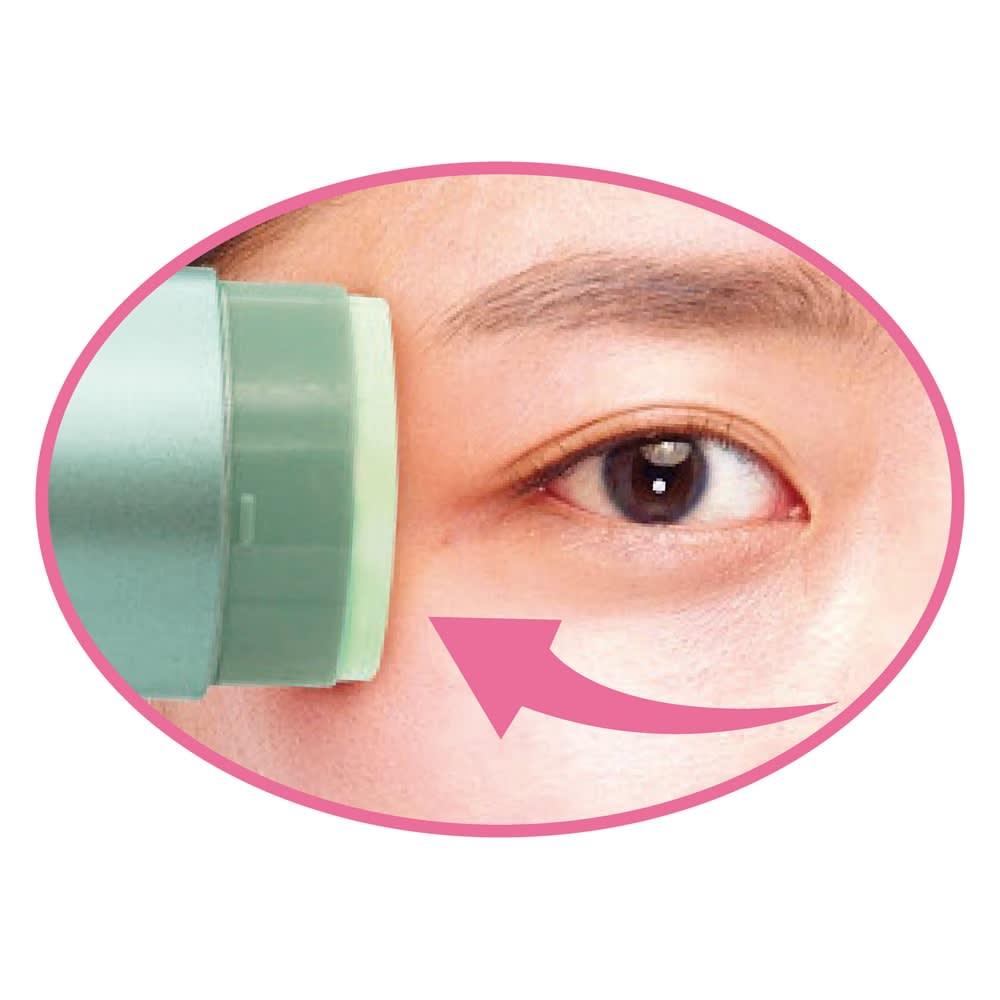 CIRMAGE/サーメージ ブライトアップリフティングバーム 22g 目元や額、首や頬など凹凸にフィットし、ググっと引き上げるように美容成分を閉じ込めます