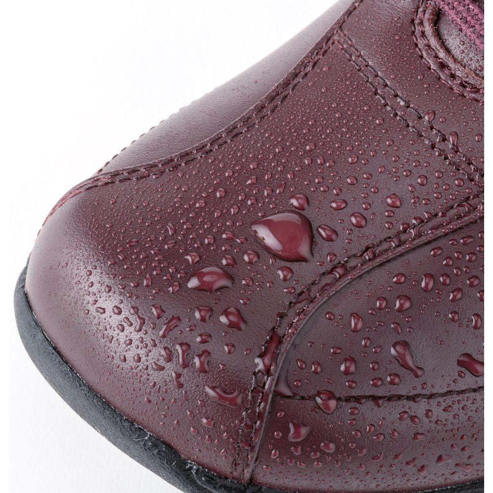 アサヒシューズ メディカルウォークLF ウォーキングシューズ はっ水加工で突然の雨も安心。