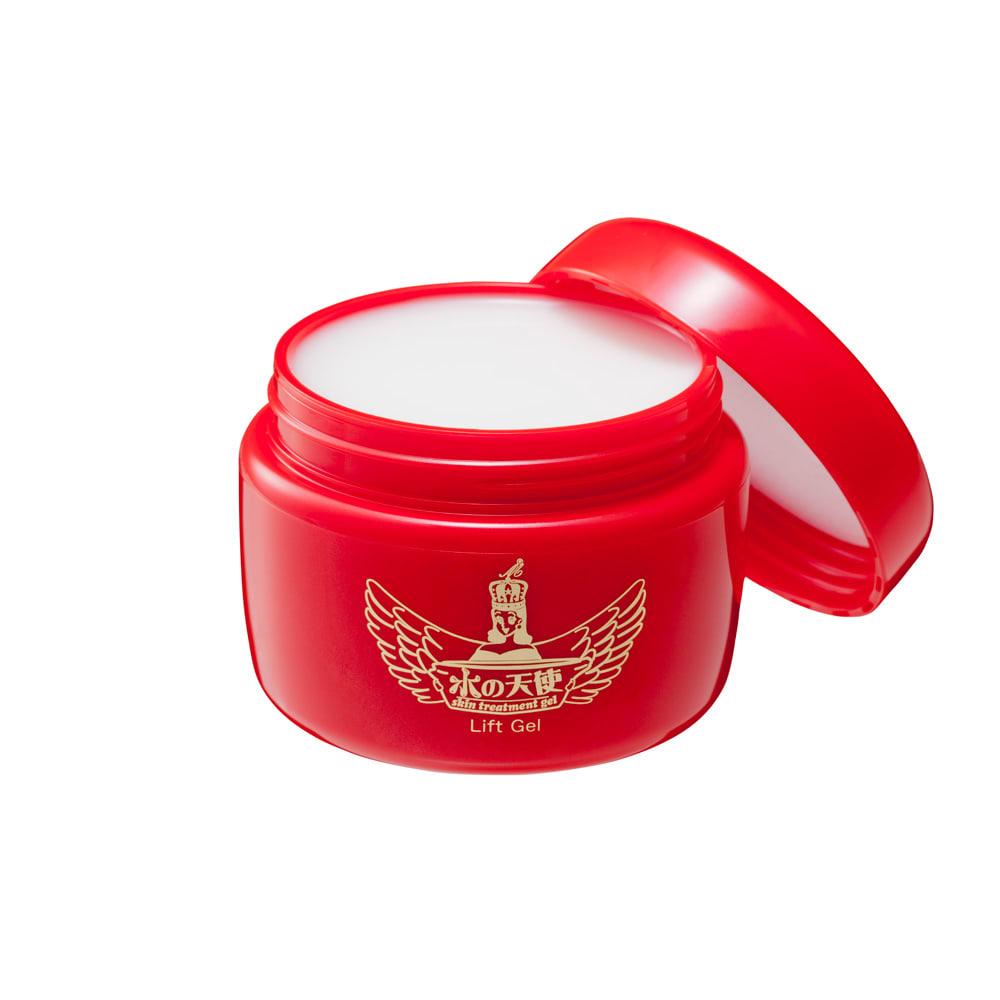 美容 健康 ダイエット スキンケア 基礎化粧品 美容液 水の天使 新リフトゲル(オールインワンゲル)150g×2個セット+洗顔せっけん付 C31156
