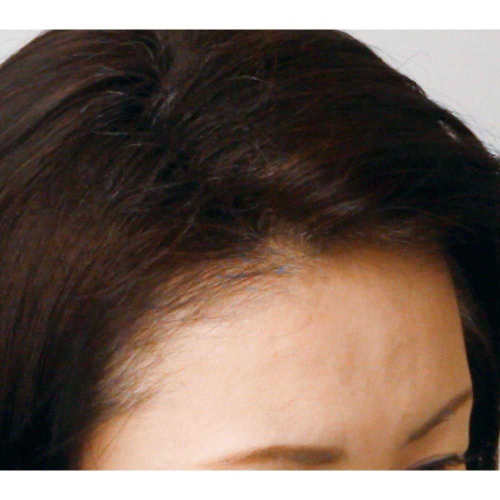 スーパーミリオンヘアーEX 【ディノス限定特別セット】 白髪を隠しボリュームメイク