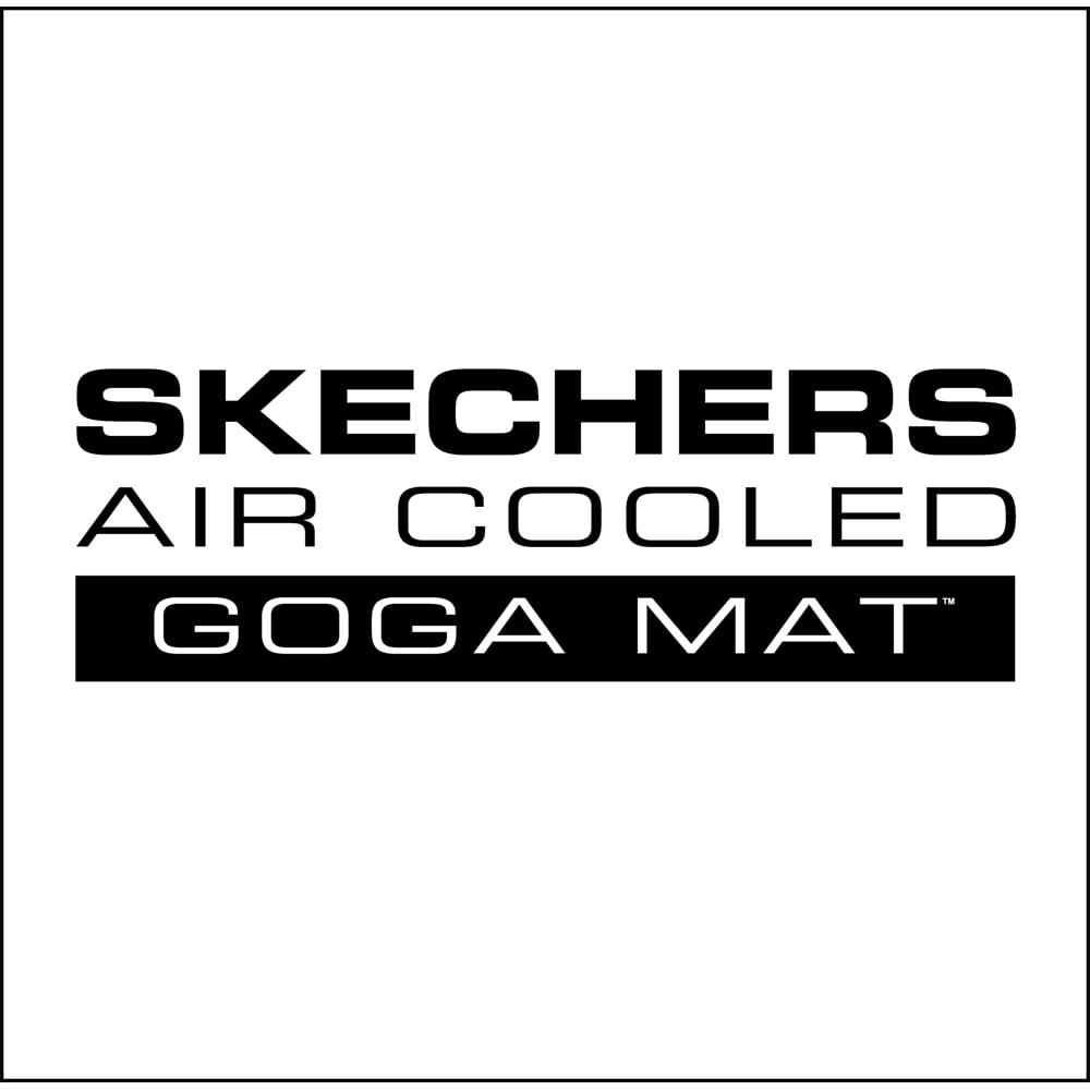 SKECHERS/スケッチャーズ GO WALK JOY ゴムスリッポン 高反発の「GOGA MAX」を進化させ、通気性や軽量性を考えて作られた。土踏まずにメモリーフォームが搭載されているものもある。