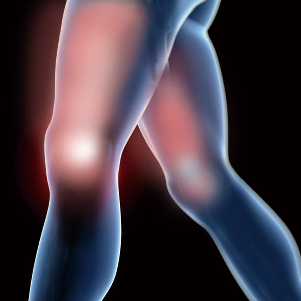 Locox はくだけスパッツ(薄型タイプ) 筋肉活動量が約117%アップ。 Xテーピングの適度な負荷で筋肉を鍛える ※ユニチカガーメンティック調べ