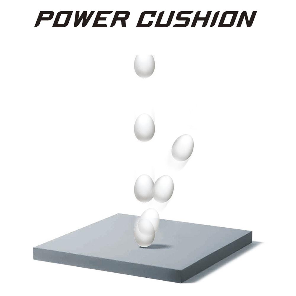 YONEX/ヨネックス L30 メッシュスニーカー 衝撃吸収性と反発性を兼ね備えたクッション素材。