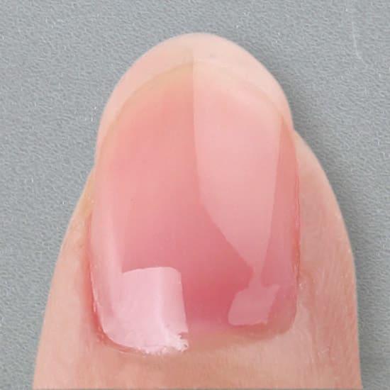 水性美容液ネイル 美爪の休日プレミアム 限定デザイン3本組 ほんのりピンク