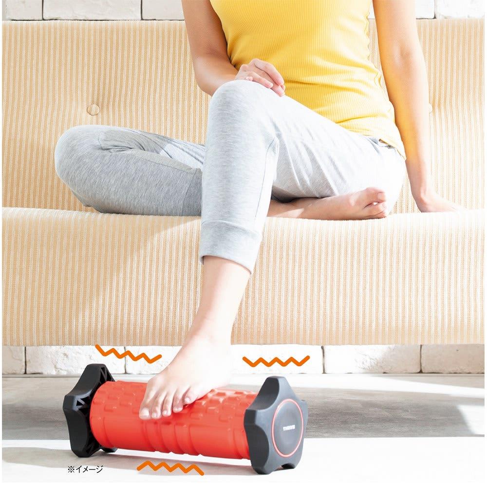 美容 健康 ダイエット 健康器具 医療用品 健康グッズ THRIVE/スライヴ リリースローラー C48103