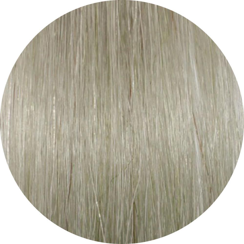 ボタニコート(自然派リタッチカラー) 【all the time】 1本 (11ml) ディープブラウンを1日1回2週間使用した場合の髪質による違い 染まりにくい毛髪はわずかに色づく程度