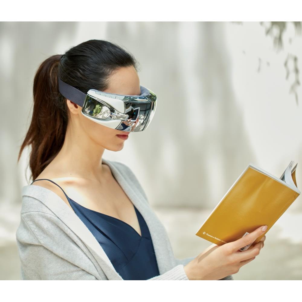DOCTOR AIR/ドクターエア 3D アイマジック S (ア)ホワイト