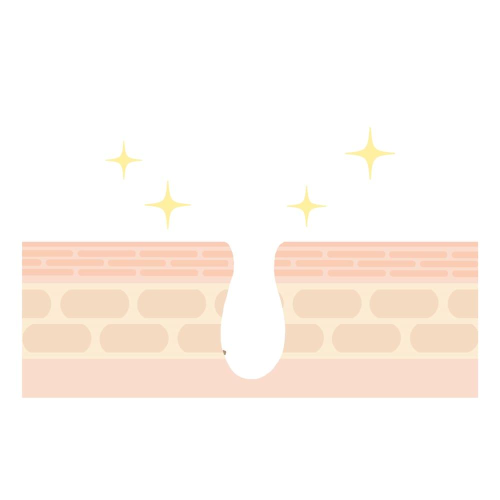 MICHIKO.LIFE/ミチコドットライフ スパークロイドシリーズ スパークロイドパック(4g×10包) 透明美肌を目指せます。