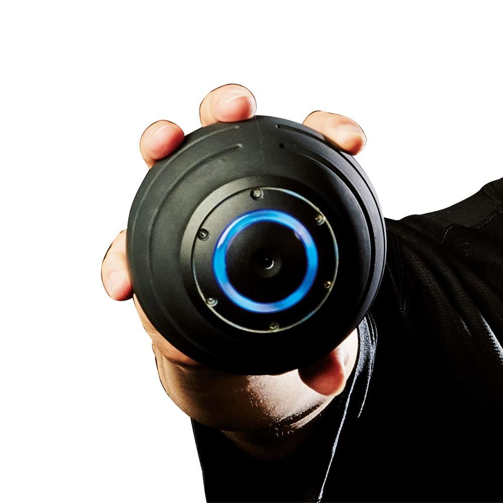 DOCTOR AIR/ドクターエア 3Dコンディショニングボール 片手で持てるコンパクトサイズ