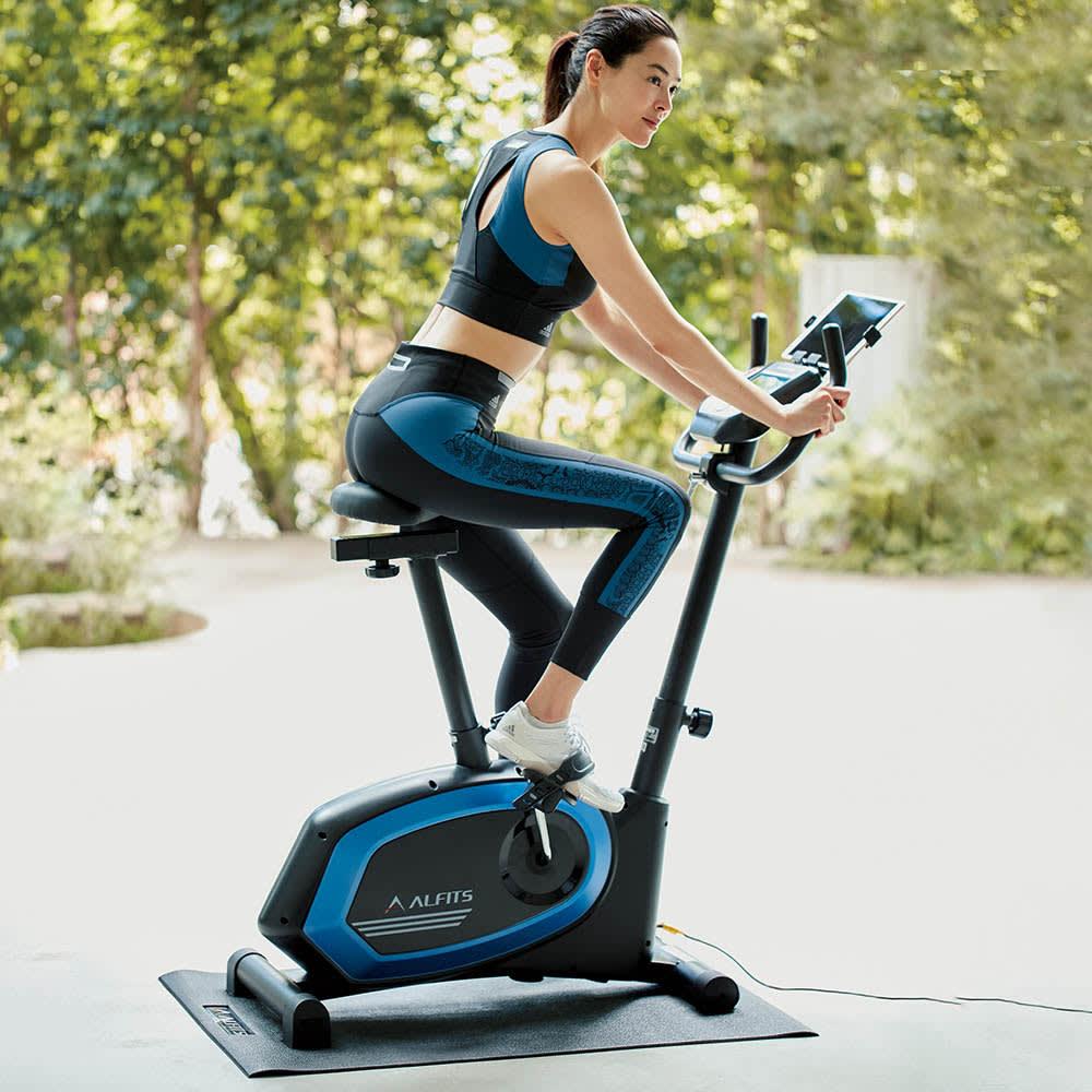美容 健康 ダイエット エクササイズ ルームランナー アルインコ/ALINCO プログラムバイク AFB6319 W60307