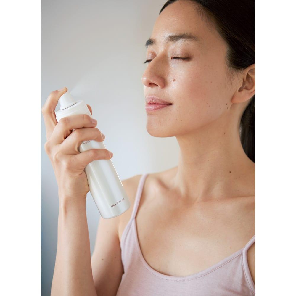 美容 健康 ダイエット スキンケア 基礎化粧品 美容液 マッサージクリーム MICHIKO.LIFE/ミチコドットライフ スパークロイドミスト 120g W61401