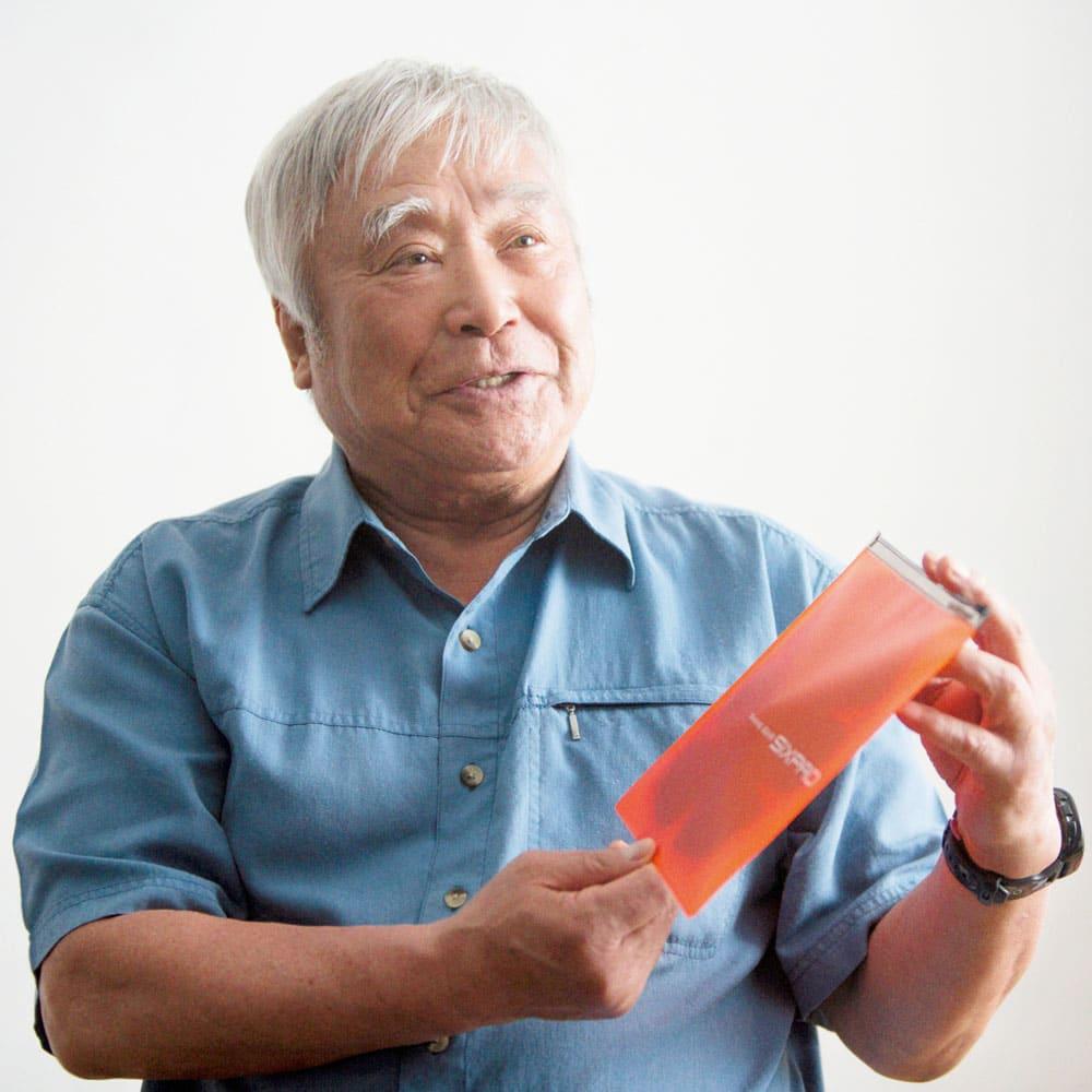 SIXPAD/シックスパッド Body Fit2×2 三浦雄一郎さん 86歳 冒険家。3度のエベレスト登頂を果たし、世界最高齢登頂記録を持つ。教育者としても国際的に活躍中。