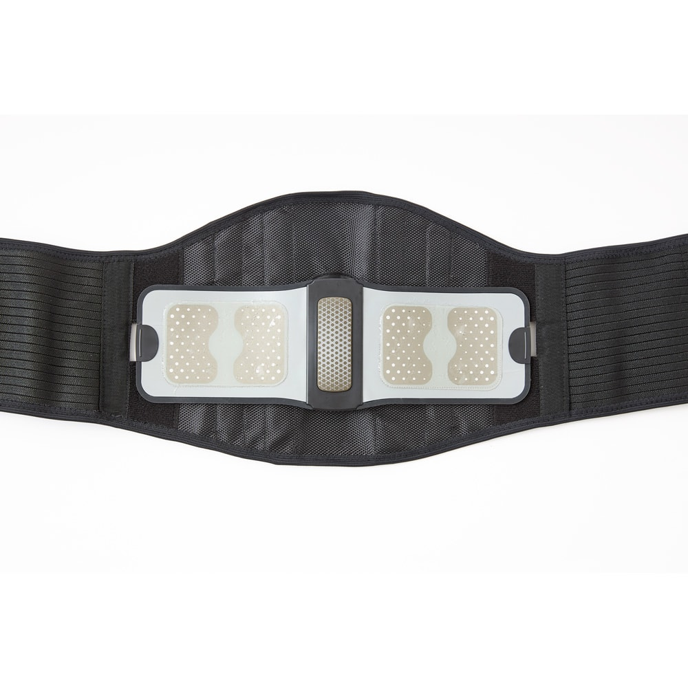 Medi KARADA/メディカラダ 腰用EMSサポーター ゲルパッド貼付