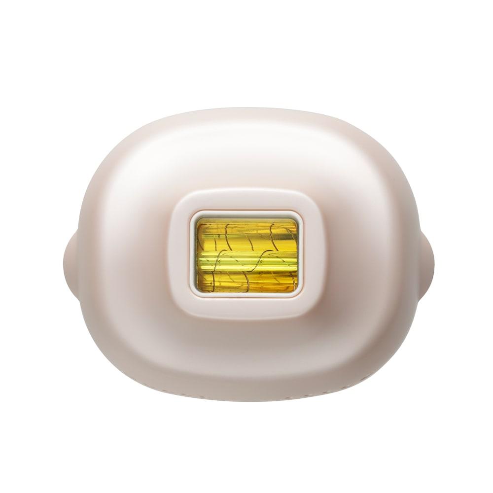レイボーテシリーズ レイボーテR フラッシュ ダブルプラス ワキや顔など細かい部分のピンポイントケアに便利な「スポットヘッド」