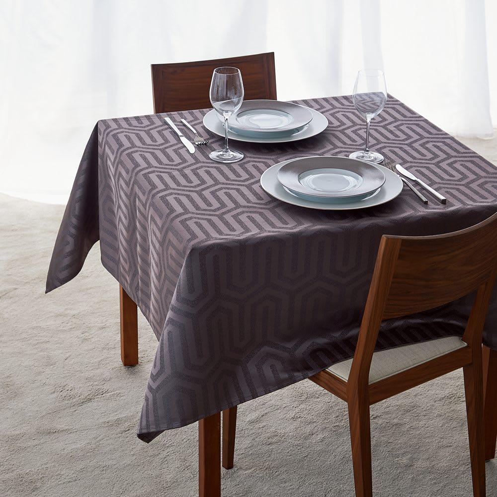 150×150cm(汚れが落としやすい加工のジャカード織テーブルクロス) 714501