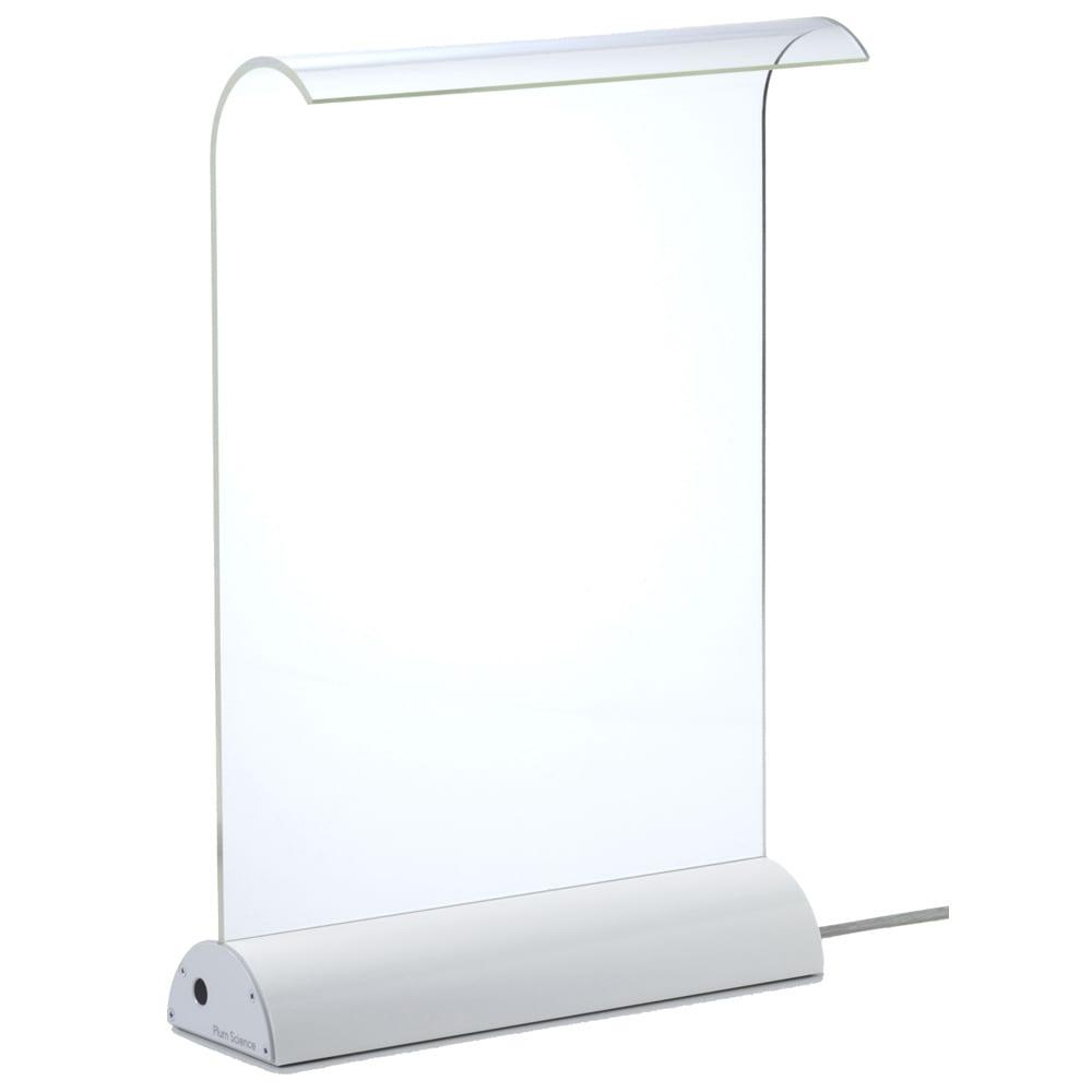 LEDデスクライト Glowide(グローワイド) アルミタイプ 715006