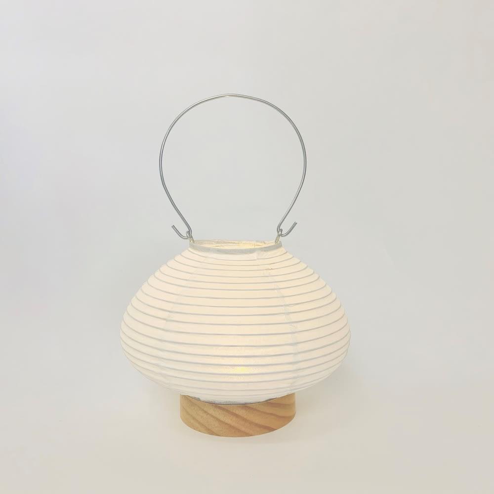 道行灯(LED照明) (ウ)むすび