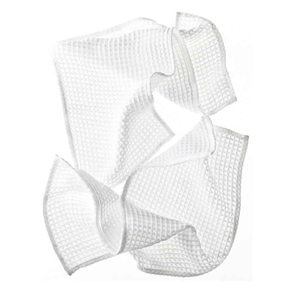 UCHINO ウチノ エアーワッフルライトローブ(男女兼用) 中空糸とは、特殊な工法で作られる内部に隙間を作った糸。驚くほど軽く、柔らかい。