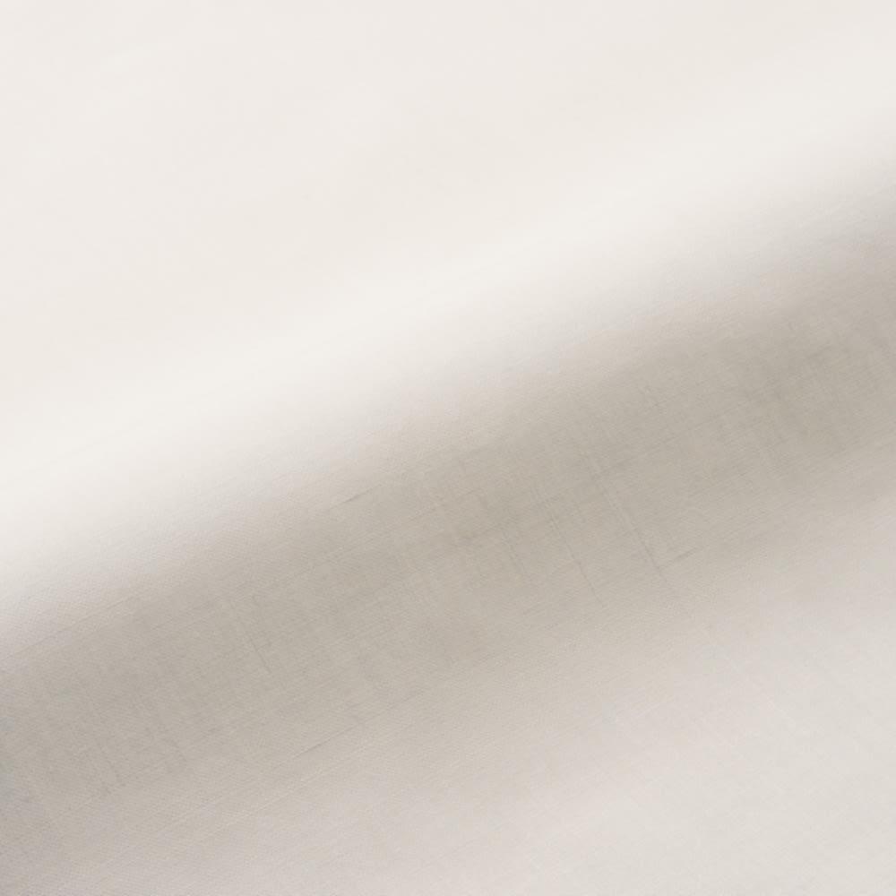 ボーテ 麻ベッドシーツ (ア)ホワイト