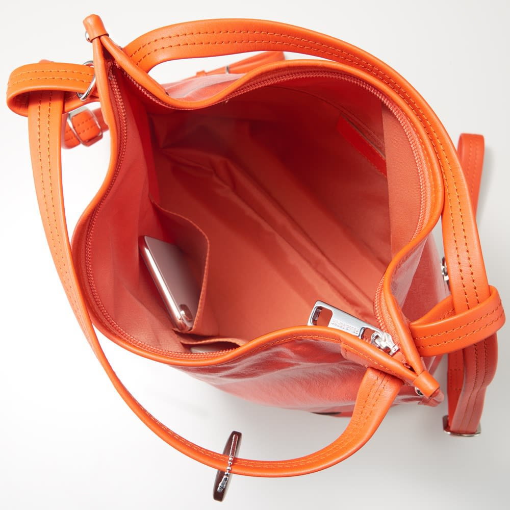 ペレボルサ〈アライブ〉 はっ水トラベルシリーズ 3ウェイバッグ たっぷり入る大容量サイズ