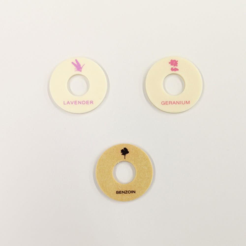 「睡眠導入機 スリーピオン3」専用アロマリング10枚入り香り付き