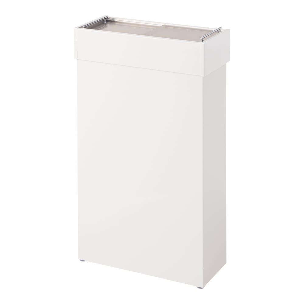 奥行16cmの薄型ダストボックス ※写真は幅35cmタイプです。