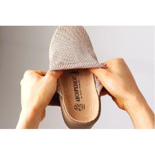 ARCOPEDICO/アルコペディコ メッシュシューズ ライト 伸縮性のあるメッシュ素材で、足の形にぴったりフィット。
