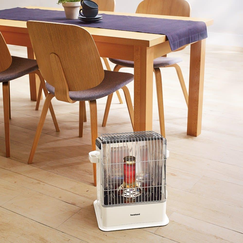 キッチン 家電 電化製品 ヒーター 暖房器具 イワタニ カセットボンベヒーター 516902