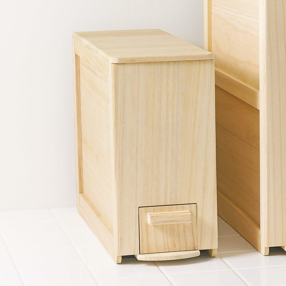 キッチン 家電 キッチン用品 キッチングッズ 米びつ 桐の米びつ 容量5kg 517209