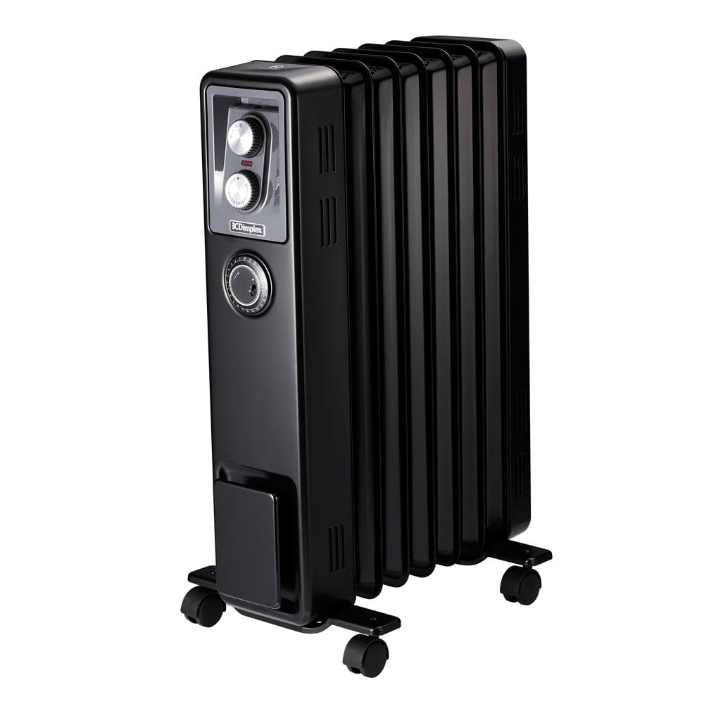 Dimplex/ディンプレックス オイルフリーヒーター B02 (イ)ブラック