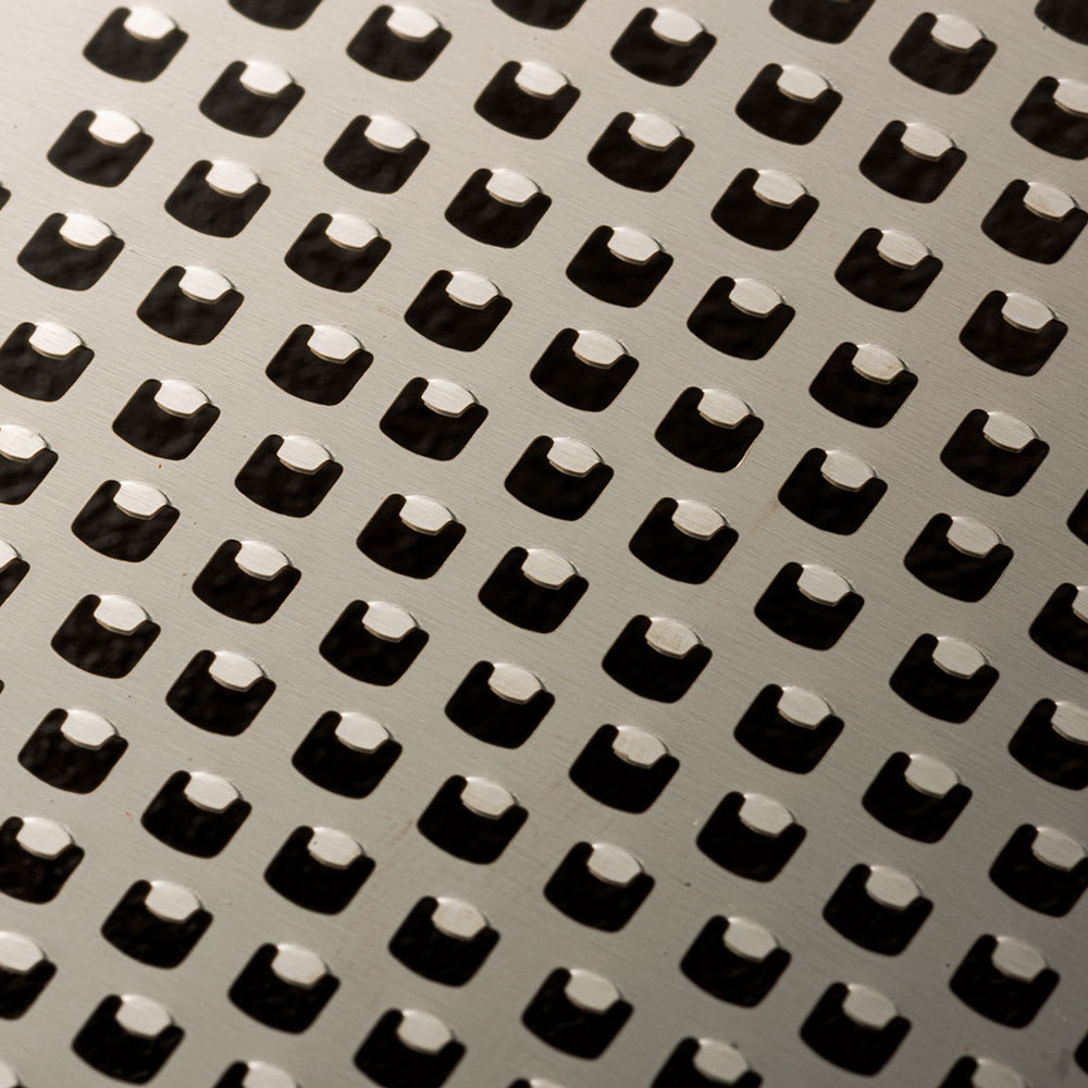 マイクロプレイン・プロシリーズ ステンレス製ゼスター おろし金 小さい刃には刃付けがしてあります