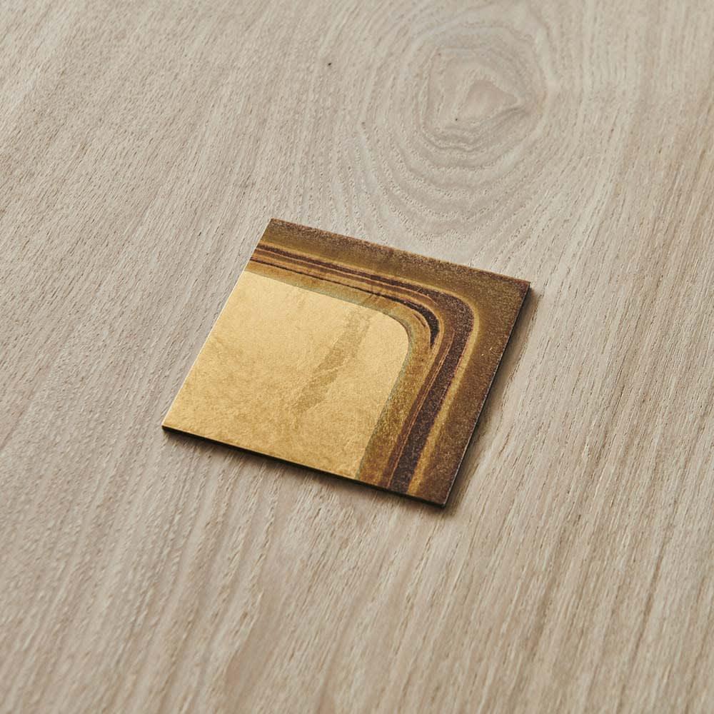 キッチン 家電 キッチン用品 キッチングッズ ランチョンマット テーブルマット HAKU LA TABLE(ハク ラ ターブル) コースター同色2枚組(約10×10cm) GD3003