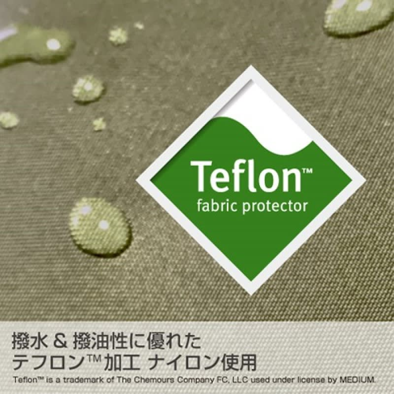 ORU tote(折るトート) しっかり底の折り畳みエコバッグ テフロンのライセンス承認済