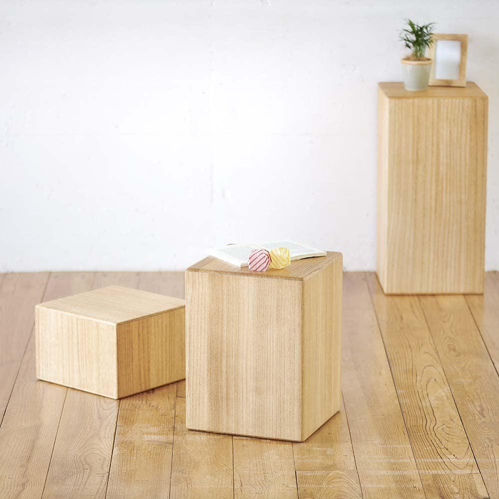 高さ20cm(かるばこ テーブル&スツール) GD4101