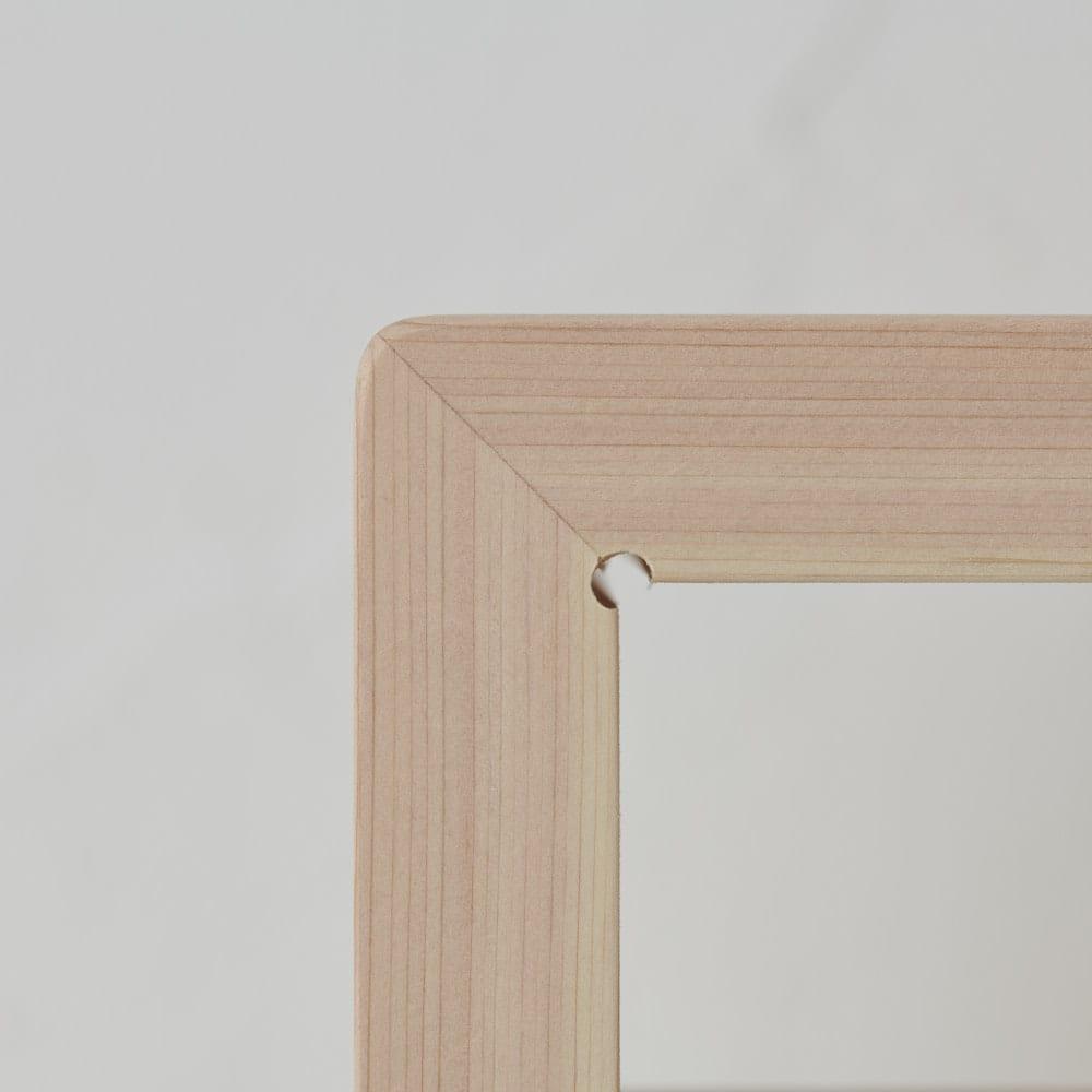 ambai(アンバイ) 風呂道具シリーズ 風呂椅子 大(ハイタイプ)