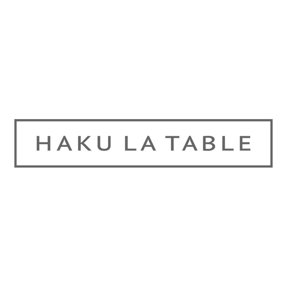 HAKU LA TABLE(ハク ラ ターブル) コースター同色2枚組(約10×10cm) 金沢箔伝統工芸の技と先端技術の融合により誕生した新ブランド『HAKU LA TABLE(ハクラ ターブル)』