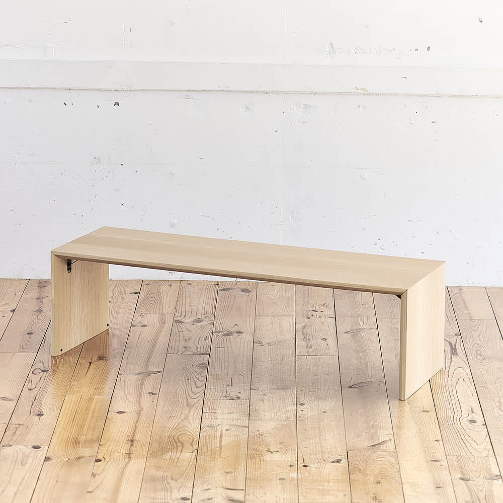 Slim すっきり折りたたみ可能なテーブル 幅120cm シンプルで高級感あるデザインは、和室にも洋室にも合います。