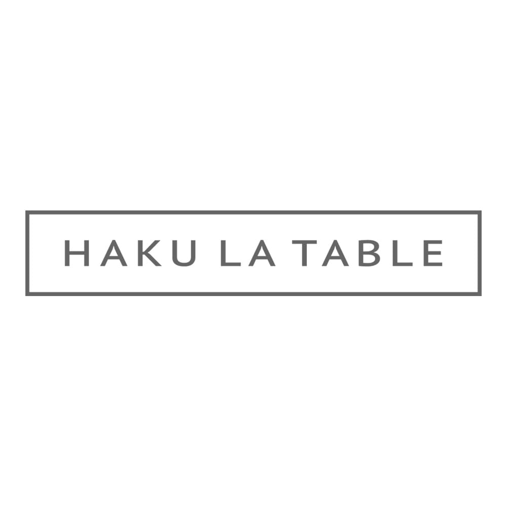HAKU LA TABLE(ハク ラ ターブル) テーブルマット1枚(約30×40cm) 金沢箔伝統工芸の技と先端技術の融合により誕生した新ブランド『HAKU LA TABLE(ハクラ ターブル)』