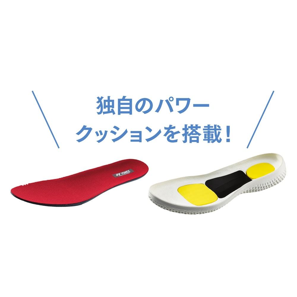 YONEX/ヨネックス ネクスコア 牛革スニーカー(SHW107)