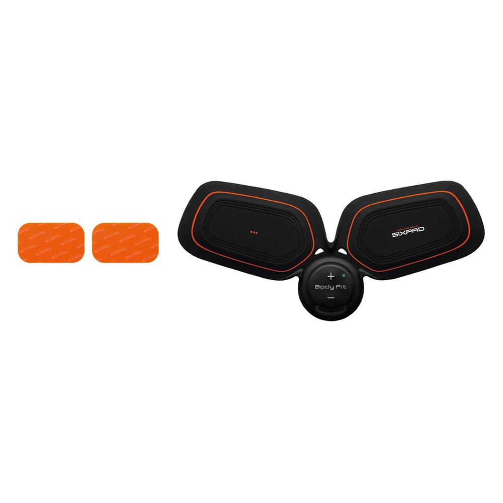 【送料無料】SIXPAD/シックスパッド Body Fit 2(ボディフィット2) コンパクトな部分用ギアだから、鍛えにくい二の腕や脚、ウエストのトレーニングに。